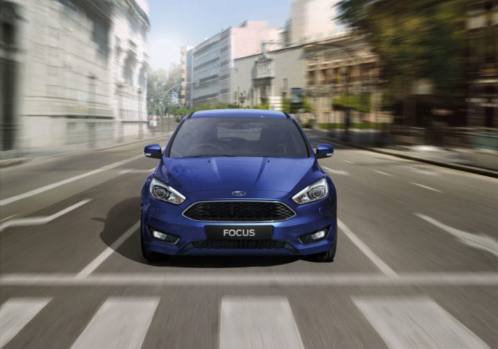 South African Car News: Ford Focus Updated