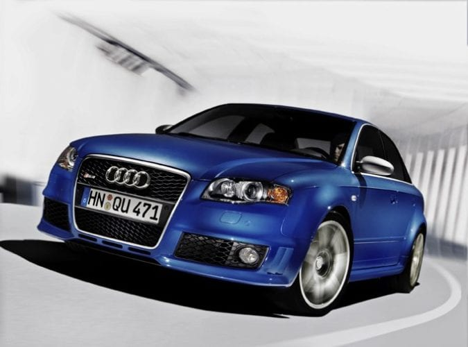 B7 Audi RS4 South Africa