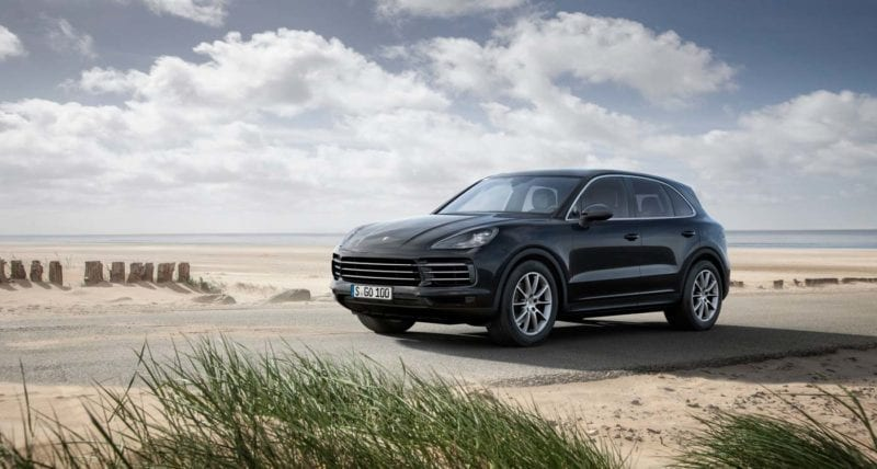 New Porsche Cayenne South Africa